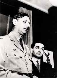 de Gaulle Mendès
